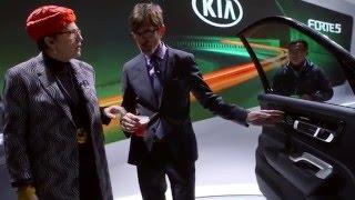 Kia Telluride Concept Walkaround with Tom Kearns at the Detroit Auto Show