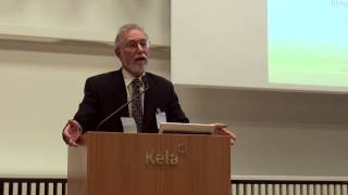 Robin Hahnel: Welfare State in Decline (The Fifth Kela Lecture, Helsinki)
