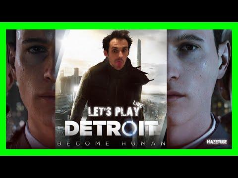 Detroit become Human - Livestream Demo mit peetsn LP coop