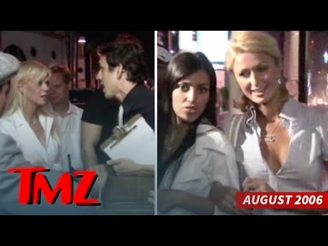 Kim Kardashian & Paris Hilton Diss Tara Reid... Happy Anniversary! AWESOME VIDEO  TMZ