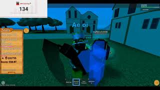 ROBLOX: Max Defense and Melee-sizing and the Haki observation test (Steve One Piece)