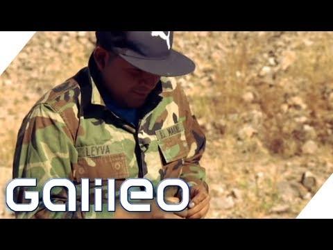 Flucht aus Mexiko: Der harte Weg über die Grenze - Teil 1 | Galileo | ProSieben