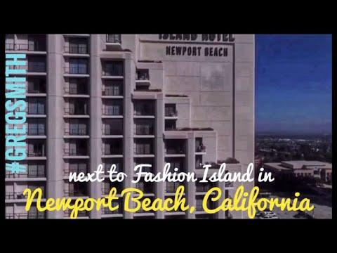 Island Hotel | Newport Beach @ Fashion Island | King Corner Suite W/ Balcony