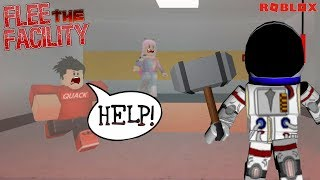 ROBLOX - FLEE THE FACILITY - THE NEW WAY TO BE THE BEAST