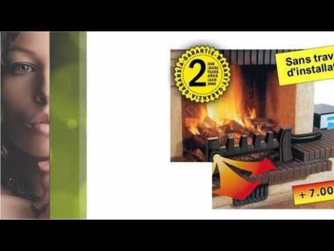 r cup rateur de chaleur equatair vivre youtube. Black Bedroom Furniture Sets. Home Design Ideas