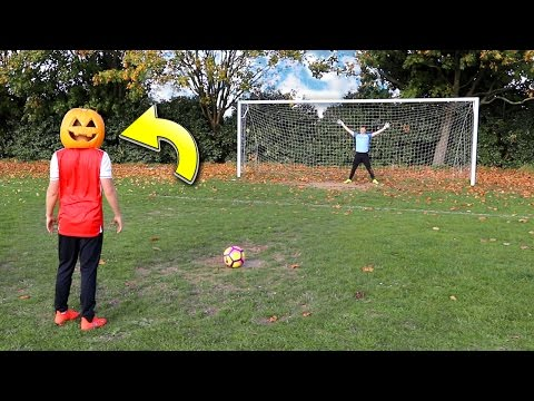THE SCARIEST FOOTBALL CHALLENGES EVER ft. W2S