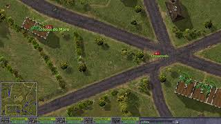 Close combat 5 : Invasion normandy facing elite AI as axis