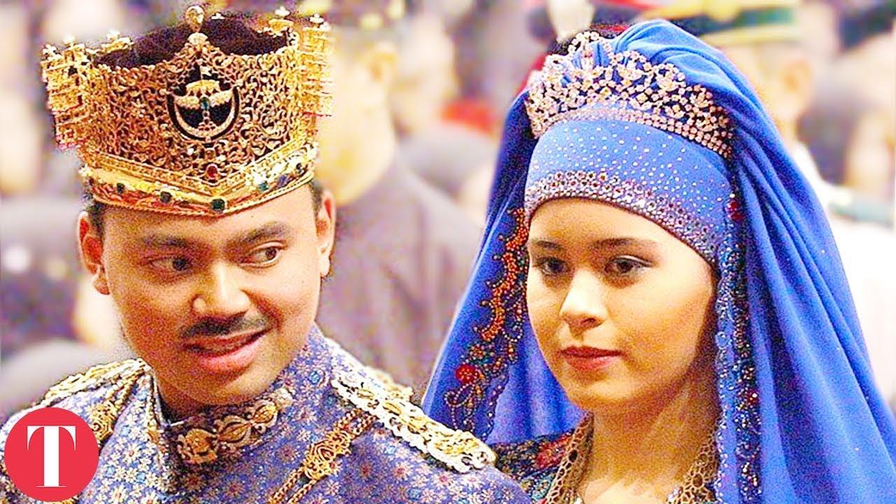 Екстравагантниот живот на брунејските принцови