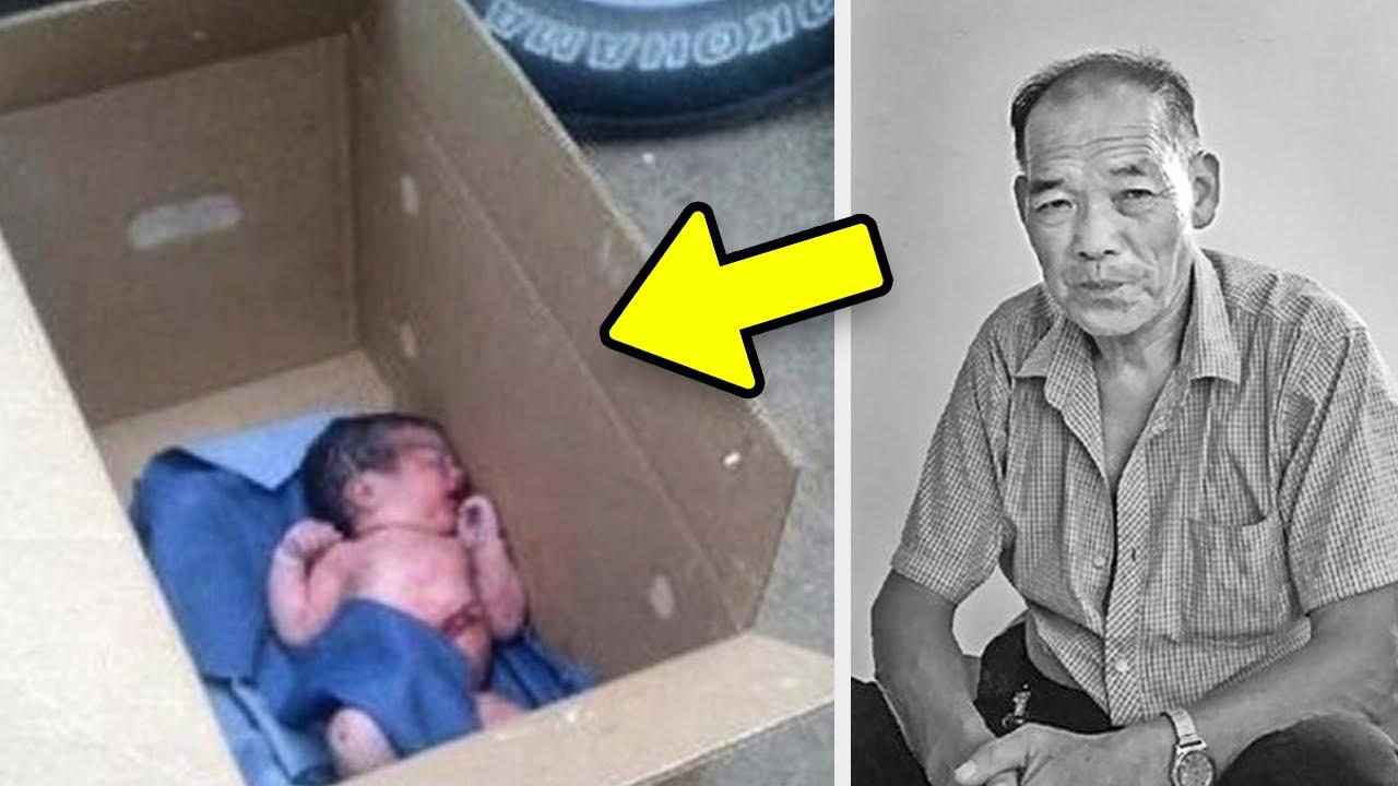 Homem Encontra Bebê em Caixa de Papelão, Dias Depois Acha Outro e Descobre a Verdade
