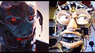 Ultron Podria Existir en la vida real- Los vengadores la era de ultron Analisis