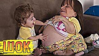 самая маленькая мама в мире родила ребенка, хотя врачи говорили, что она умрет, если забеременеет