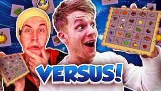 ENZO VS LINK! - Minecraft Bingo! #2