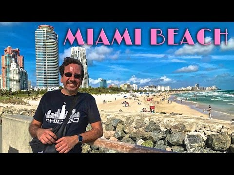 Miami Beach: Art Deco District | Traveling Robert