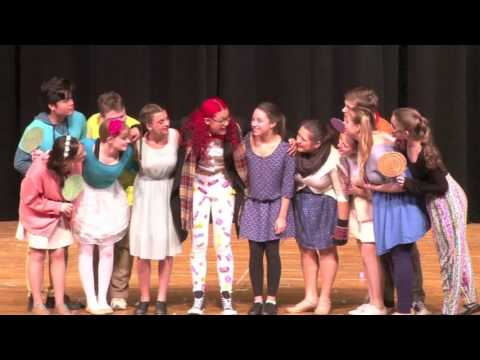 Willy Wonka! Oceanside High School 2015 (Part 1)