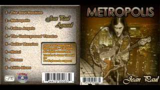 Jean Paul Agnesod Guitar - Metropolis CD - Fallen Angels
