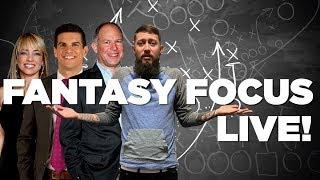 2019 ESPN Fantasy Football Rankings Revealed | Fantasy Focus Live | ESPN