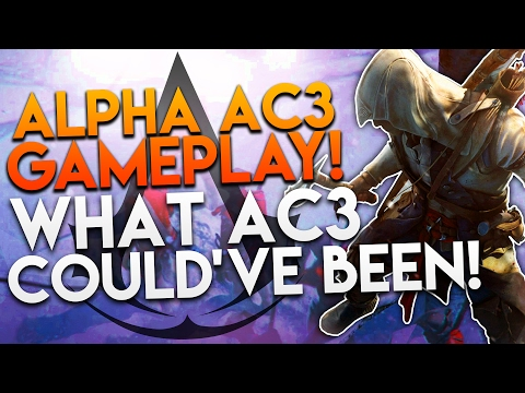 WHAT AC3 COULD'VE BEEN! | Assassin's Creed III Target Render Gameplay