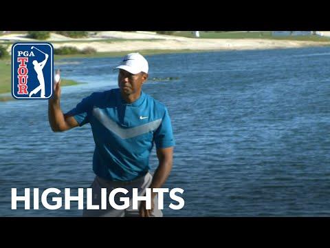 Tiger Woods Shoots Five-under Par 67 | Round 3 | Hero 2019