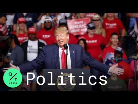 Trump Supporters Flood Tulsa, Oklahoma for Campaign Rally