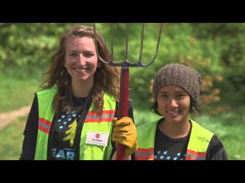 Green Seattle Partnership   2015 Forterra Game Changer Award