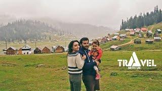 TRAVEL With Us - Bakhmaro; Georgia ©