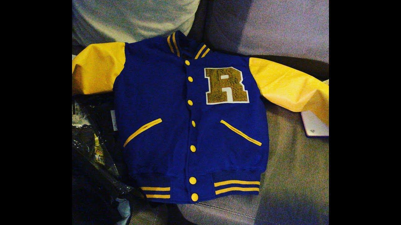 Riverdale Jacket Unpackaging - YouTube 5e7dbf9c4