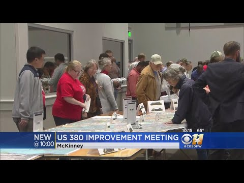 Collin County Residents Disapprove Of US 380 Bypass