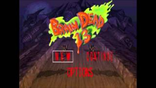 Brain Dead 13 - Quick Play (Playstation)