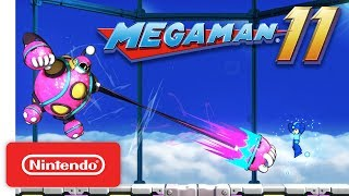 Download Mega Man 11 - Demo Launch & Bounce Man Reveal Trailer - Nintendo Switch Mp3 and Videos