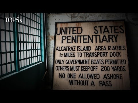 5 Creepiest & Most Haunted Prisons In The World