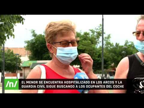 16/06/2021 Guardia Civil busca a autores de disparos que han causado heridas a un niño en San Javier