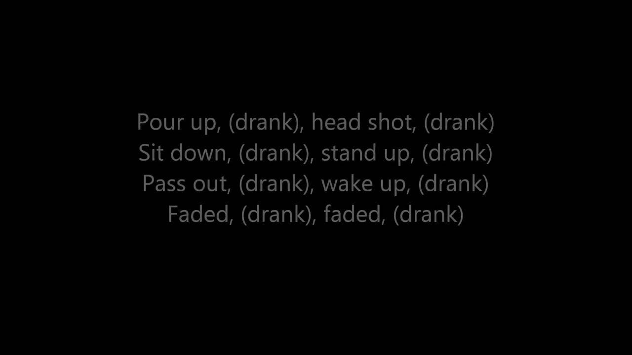 Kendrick lamar swimming pools lyrics youtube - Kendrick lamar swimming pools lyric ...