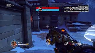 3rd person Overwatch