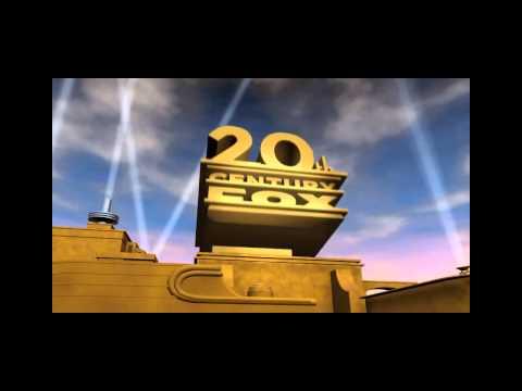 3D Animation Spoof By QBION 20Th Century Fox Logo SpooF (1997-2011)