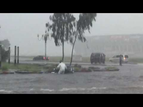 Floods in Kinshasa DRC - 07-02-2017