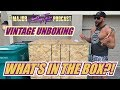 Vintage Unboxing - What's In The Box?!