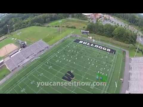 Westfield High School Football Practice - Chantilly, VA