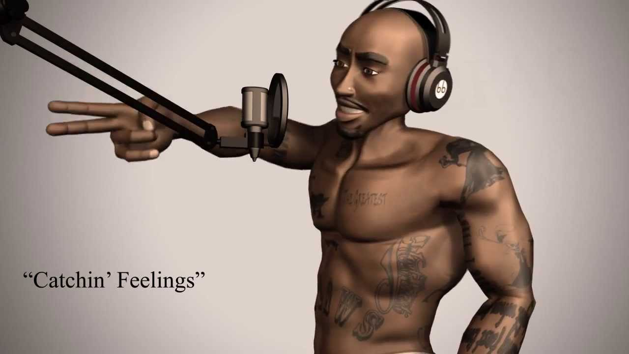Download Tupac Animation