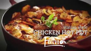 Chef Recipe Series: Catherine Fulvio's Chicken Hot Pot