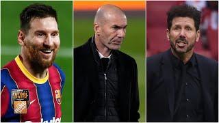 BARCELONA es el más favorecido del empate entre Real Madrid y Atlético de Madrid | Futbol Center