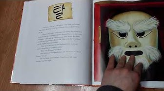 AR Books For You: Behind The Mask by Yangsook Choi