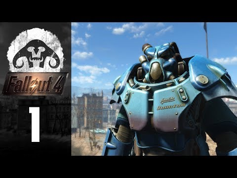 Let's Play Fallout 4 Chapter 5