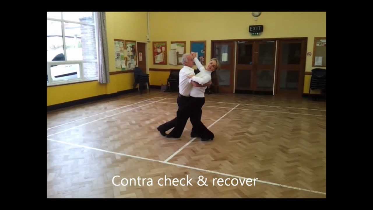 Glenroy Foxtrot Sequence Dance Walkthrough Youtube