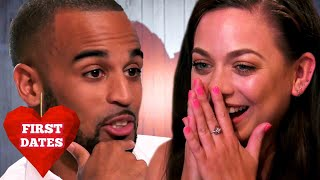 Wearing The Same Clothes As The Waiter | First Dates