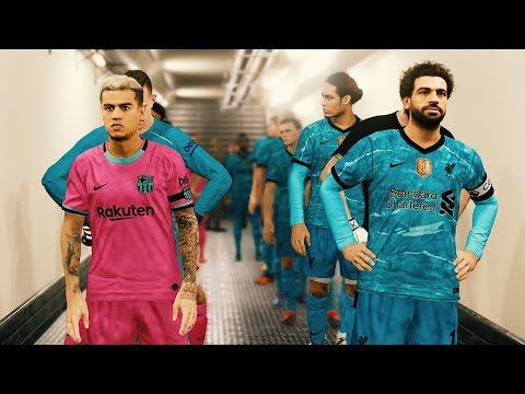 Barcelona vs Liverpool