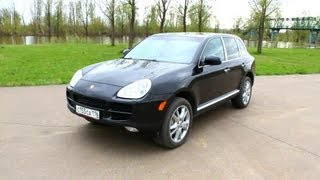 2003 Porsche Cayenne S. Start Up, Engine, and In Depth Tour.
