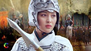 Nữ tướng xinh đẹp Phan Kim Liên xuất trận động lòng trước kẻ thù lấy mạng chồng | Mọt Phim Hay
