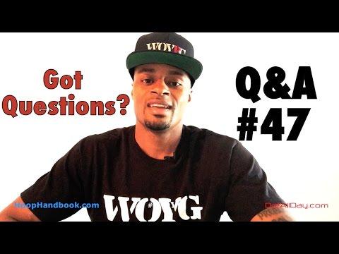 Q&A #47: Good Questions Get Answered! Bring It. | Dre Baldwin
