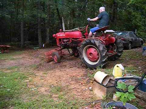 farmall cub tractor-front scrape blade use - youtube farmall cub diagrams farmall cub blade diagrams