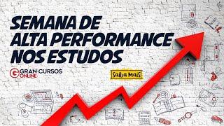 Como aumentar o nível nos estudos para concursos em pouco tempo - Semana Alta Performance
